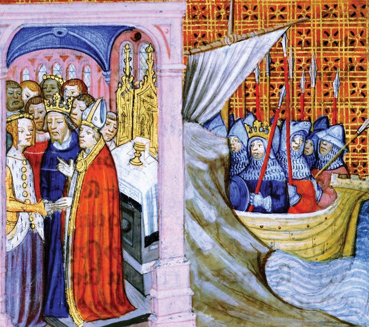 louis 2nd crusade At age 15 she married louis vii, king of france, bringing into the union her vast   of vézelay to offer him thousands of her vassals for the second crusade.