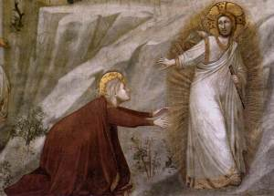 giotto-di-bondone-scenes-from-the-life-of-mary-magdalene-noli-me-tangere-detail