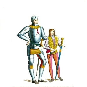 Knight-with-Squire