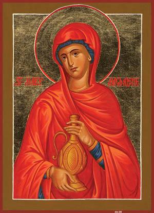 Mary Magdalene – A Medieval Woman's Companion