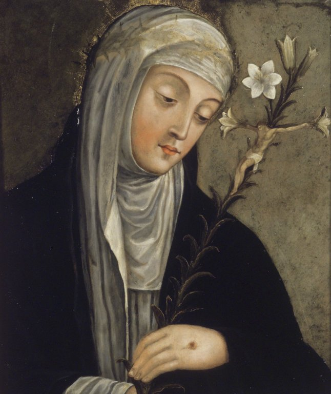 Saint Catherine Of Siena Sarahs View A Medieval Womans Companion