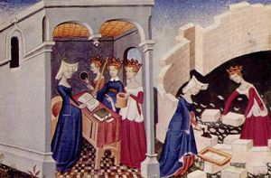 Christine de Pizan and the Book of the City of Ladies