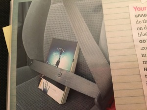 Ria nicely buckled up her date for safety.