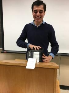 Rodolfo Preciado's black box, with incredible poems within